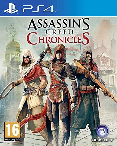 Amazon ES: Assassin's Creed Chronicles (PS4) um 15,80 € - 31% sparen