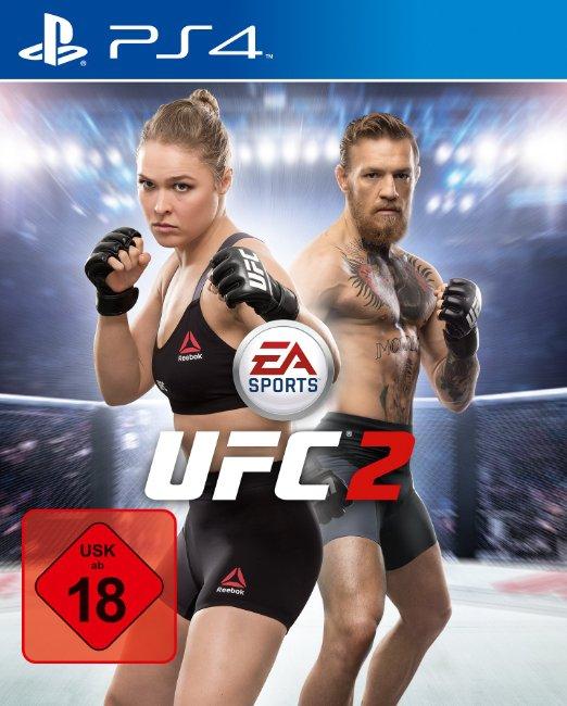 UFC 2 (PS4 und XBox One) um 29,50 € - 31% sparen