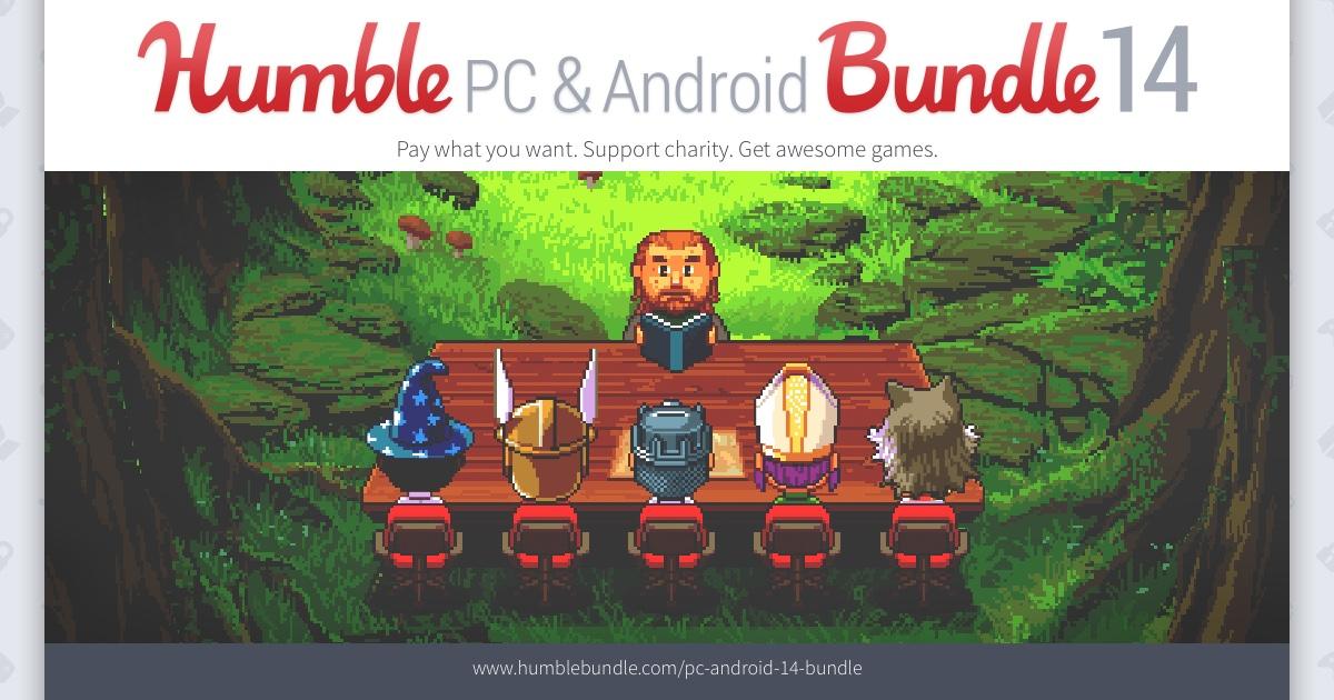 [Humble Bundle] Humble PC & Android Bundle