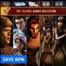 [PSN CA]Telltale Collection für 22,22€
