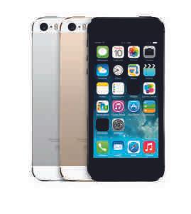 eBay: Apple iPhone 5s - 16GB - Spacegrau oder Silber (Generalüberholt) für 192,90€