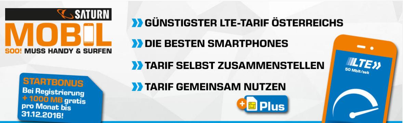 """Enttäuschende"" Saturn Mobil bzw. Media Markt Mobil Tarife"