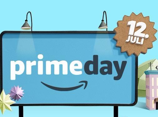 Amazon Prime Day - Exklusive Angebote für Prime Kunden - am 12.7.2016