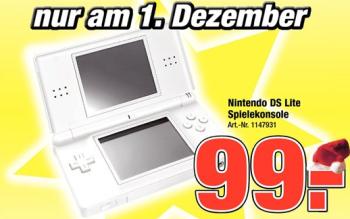Nintendo DS Lite ab 99€