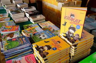 Über 40.000 Gratis Kinderbücher beim 5. Wiener Kinderlesefest