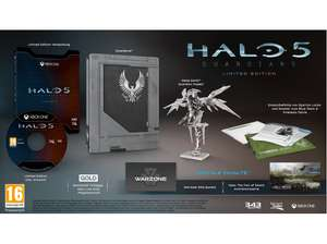 [Saturn] Halo 5: Guardians - Limited Edition (Xbox One) für 22,-€ Versandkostenfrei