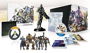 [amazon.de] Overwatch - Collector's Edition - (PlayStation 4) für 89,97€ - 26% sparen