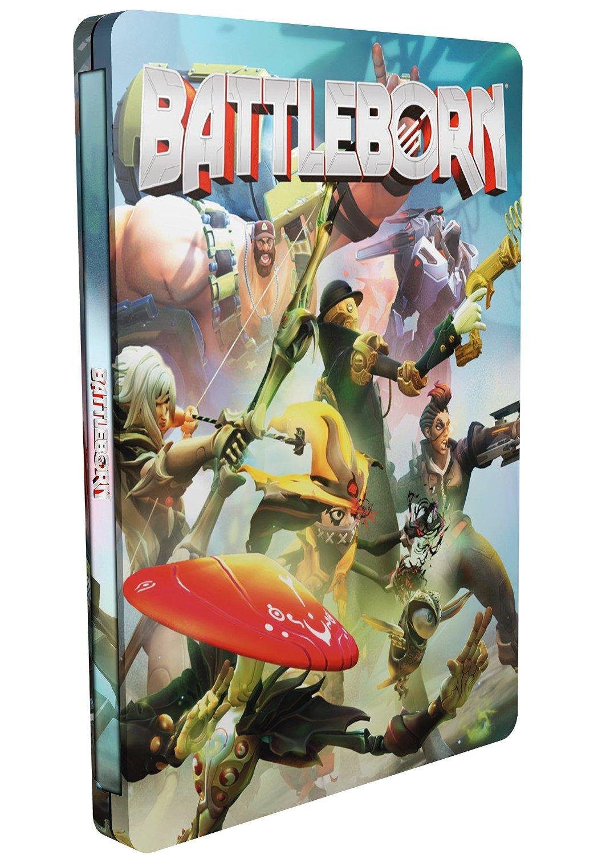 Amazon: Battleborn - Steelbook Edition (PlayStation 4 / Xbox One) für 9,97€