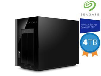 iBood: Seagate WSS NAS 2-Bay Raid - 4 TB (2 x 2 TB) für 285,90€