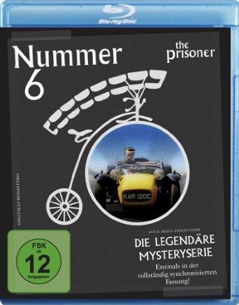 [Amazon Prime] Nummer 6 auf 4 Blu-rays und einer DVD für nur 14,97 EUR