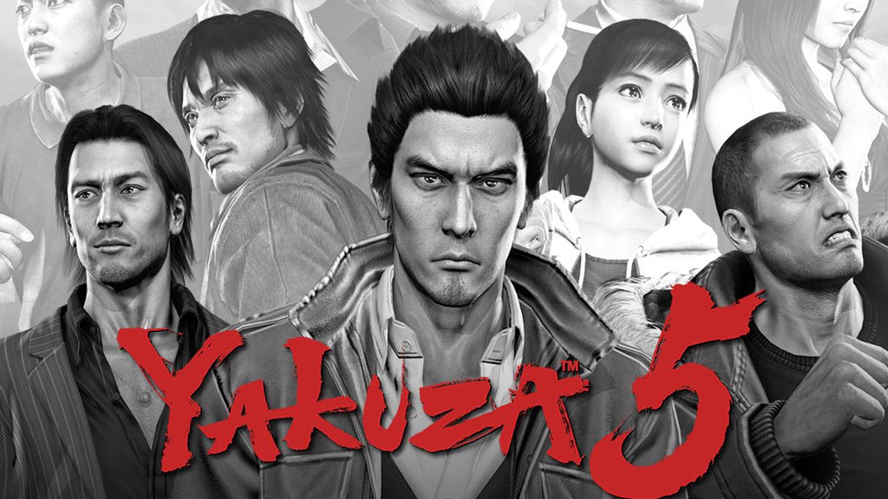 Yakuza 5 kostenlos für PS Plus-Mitglieder
