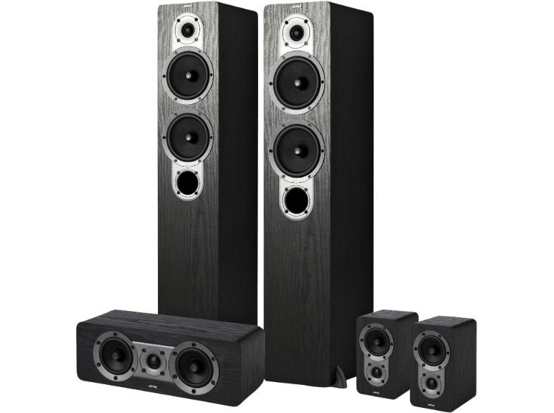 Media Markt: Jamo S 426 HCS3 5.0 Lautsprecher-System für 178€