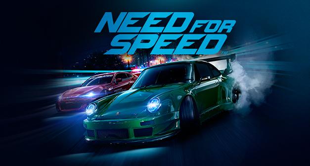 Origin: Need for Speed (2015 - PC) 10 Stunden kostenlos spielen!
