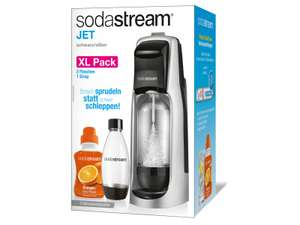 sodastream Jet XL Pack Sonderedition