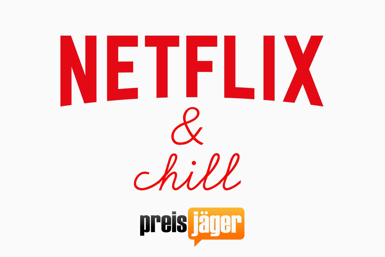 Abonniere unseren Newsletter und gewinne ein Jahresabo für Netflix!