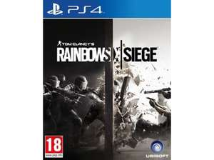 [Saturn] Tom Clancy's Rainbow Six Siege [PlayStation 4] für 22,-€ Versandkostenfrei