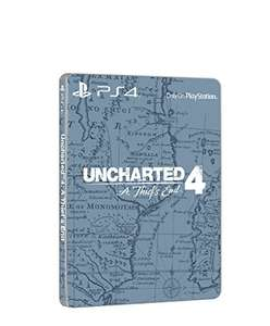 [Amazon.de][Prime Day] Uncharted 4: A Thief's End - Limited Steelbook Edition (PS4) für 37,97€ - 23% sparen