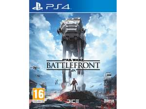 [Saturn.at] Star Wars Battlefront PS4 für 17,99€ - 40% sparen