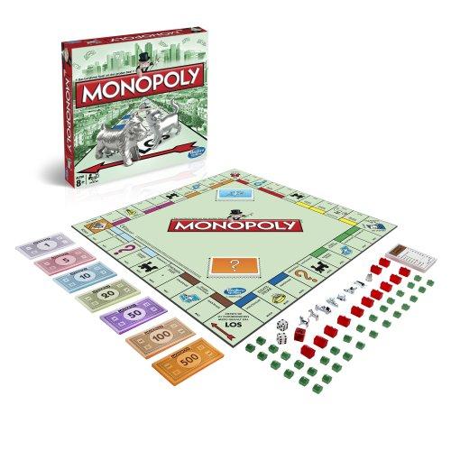 Hasbro - Monopoly Classic Spiel um 17,99€ (PVG 26,92)