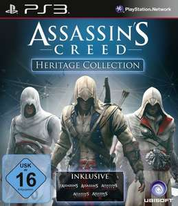 Assassin's Creed Heritage Collection [Xbox/PS3]