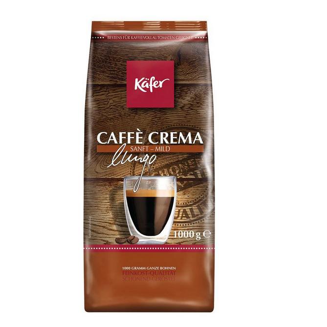 Käfer CaffeCrema sanft & mild (1 kg)