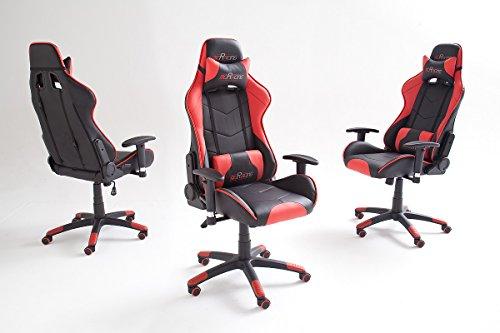 """(Schnell!) """"MC Racer 5"""" Büro-Sessel um 137 € - 2.Bestpreis - nie unter 180 €"""