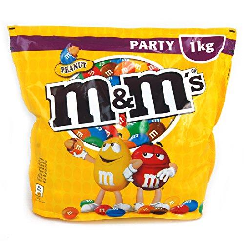 M&M's Peanut 1kg Beutel
