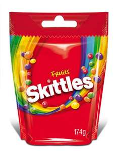 [Amazon - Prime Day] Skittles Fruits Beutel, 7er Pack (1,2 kg)