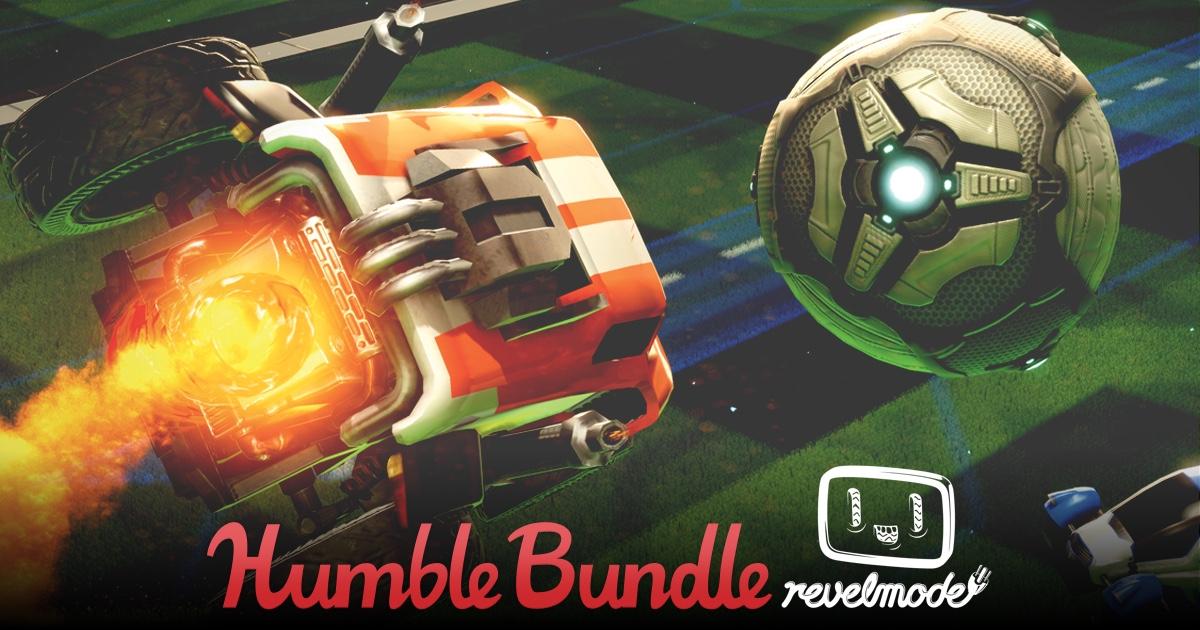 Humble Bundle Revelmode - Bis zu 8 Spiele ab 0,90€