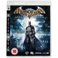 Batman: Arkham Asylum und Borderlands (PS3/X360) je 21€