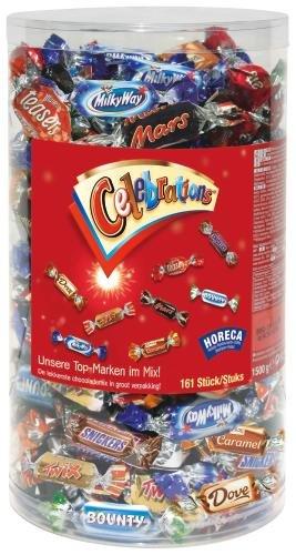 Celebrations Box (1,5 kg) um 13,99 € - rund 30% sparen