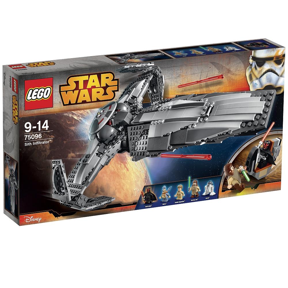 Toys´R´us: LEGO Star Wars - 75096 Sith Infiltrator für €69,98 statt €99,99!