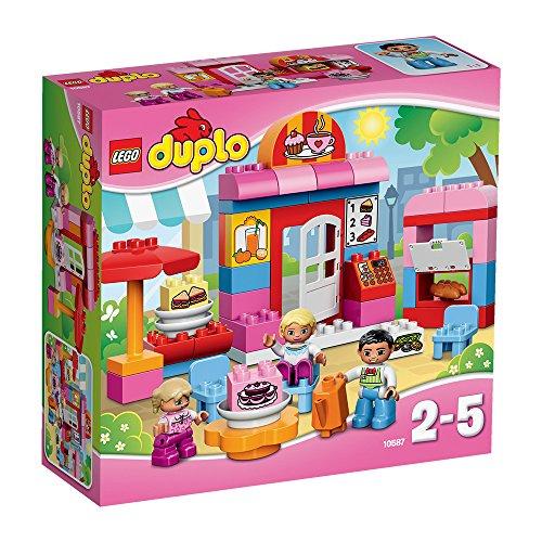 [Amazon Prime] Lego Duplo 10587 - Cafe, Minifigur für 7,73€ statt 18€