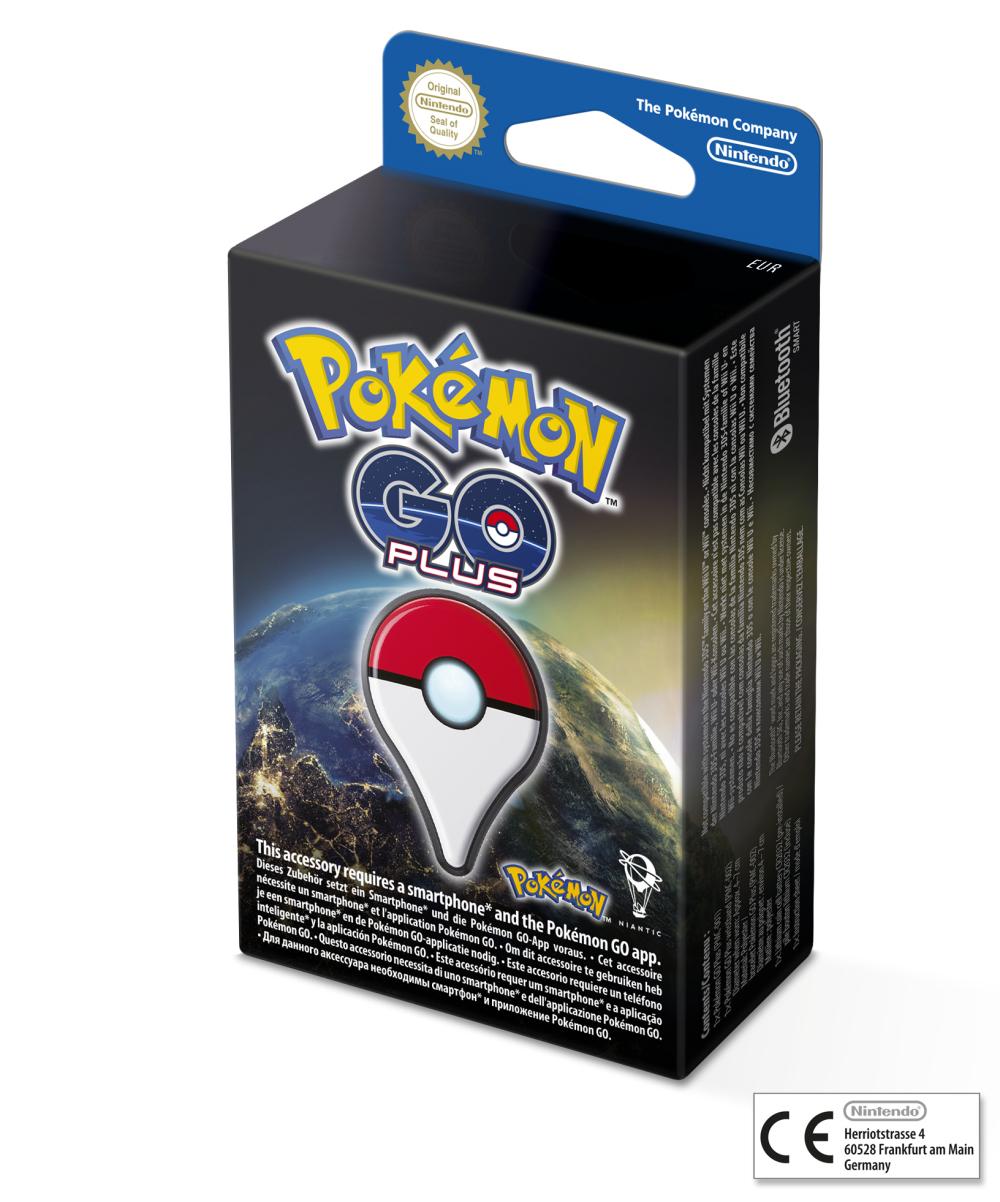 """Nintendo/LogoiX: """"Pokémon Go Plus"""" um 50 € (schnell, weltweit ausverkauft)"""