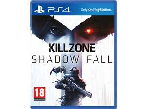 Saturn.at: Killzone Shadow Fall für €12,- versandkostenfrei!