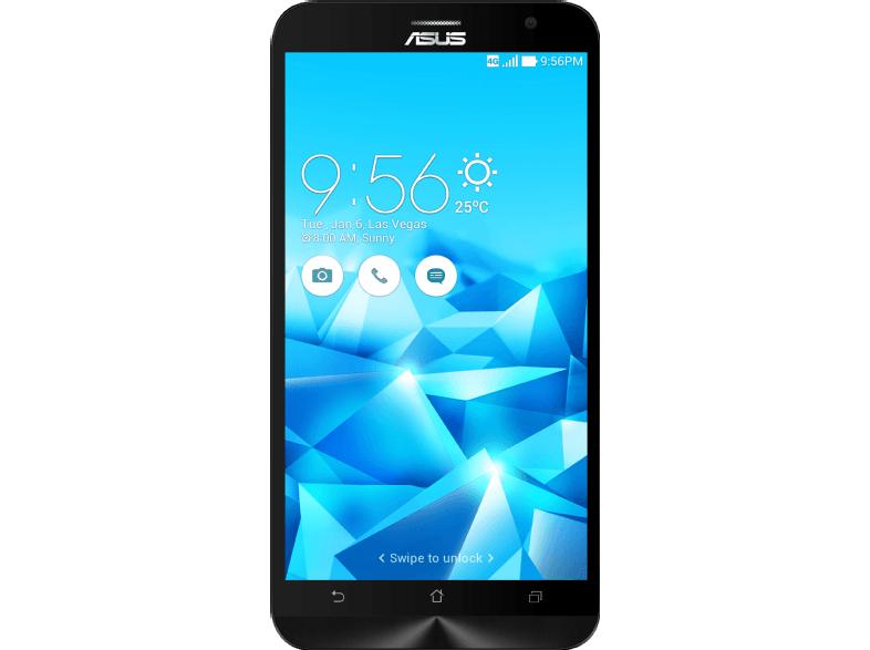 Saturn: Asus ZenFone 2 ZE551ML Smartphone (128GB / Weiß) für 294€