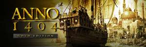[Steam] Anno Franchise Special - z.B. Anno 1404 Gold für 3,74€