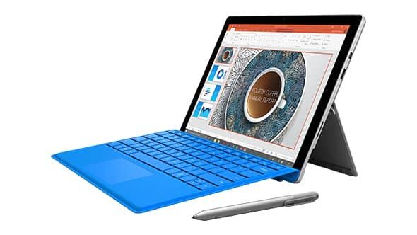 Microsoft Surface Pro 4 - m3 128GB / 4GB RAM