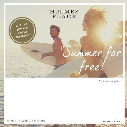 Holmes Place: 2 Monate gratis (bei Abschluss eines 2-Jahres-Vertrag)