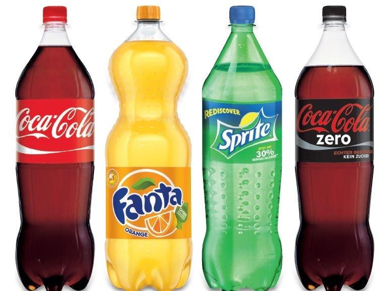 Coca Cola - Fanta - Sprite  1,5 lt