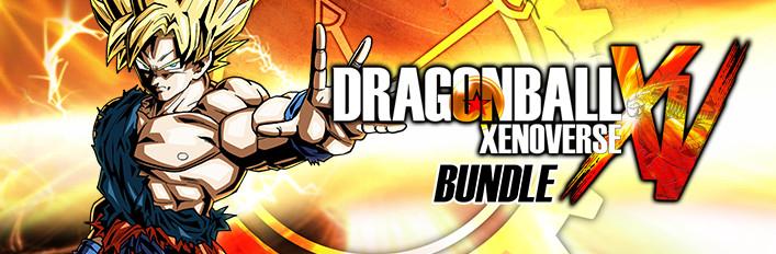 [Steam] DRAGONBALL XENOVERSE Bundle Edition für 18,74€