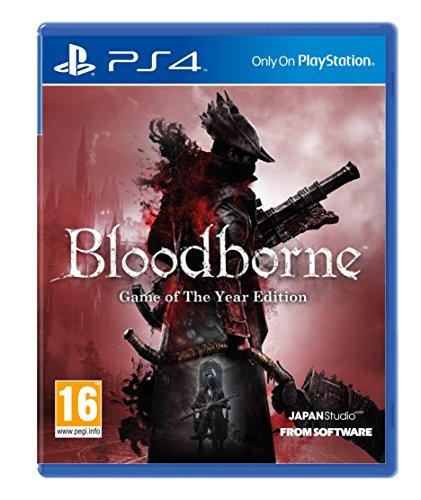 [PS4] Bloodborne Game of the Year Edition um nur 33€ inkl. Versand