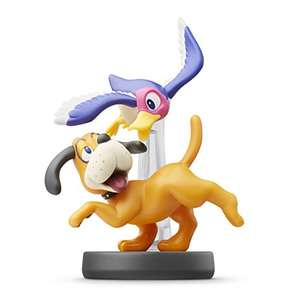 [www.AMAZON.de] Für Prime & Amiibo Kunden/Fans - amiibo Super Smash Bros. - Duck Hunt Duo