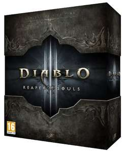 [Amazon.de] Diablo III: Reaper of Souls - Collector's Edition (PC/ MAC) für 18,68€