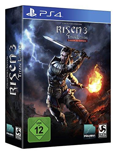 Amazon: Risen 3: Titan Lords Enhanced Edition Collector's Edition (PlayStation 4) für 26,85€
