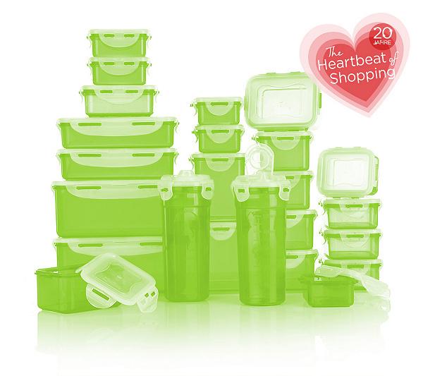 Lock&Lock 24 Frischhaltedosen für € 24,96, gratis Versand!
