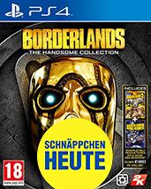 [gameware.at]Borderlands: The Handsome Collection für PS4 um €26,90 - Versandkostenfrei!