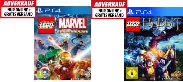 [Mediamarkt.at]PS4-Lego-Games für €23,- Versandkostenfrei!