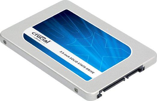 "Crucial ""BX200"" SSD (480GB) um 99 € - 24% sparen"
