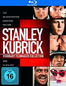 Stanley Kubrick Collection (Bluray) um EUR 14,97
